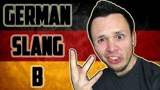 Learn German - SLANG - Letter B