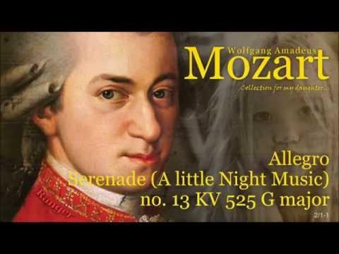 Wolfgang Amadeus Mozart - Seremade 13 KV