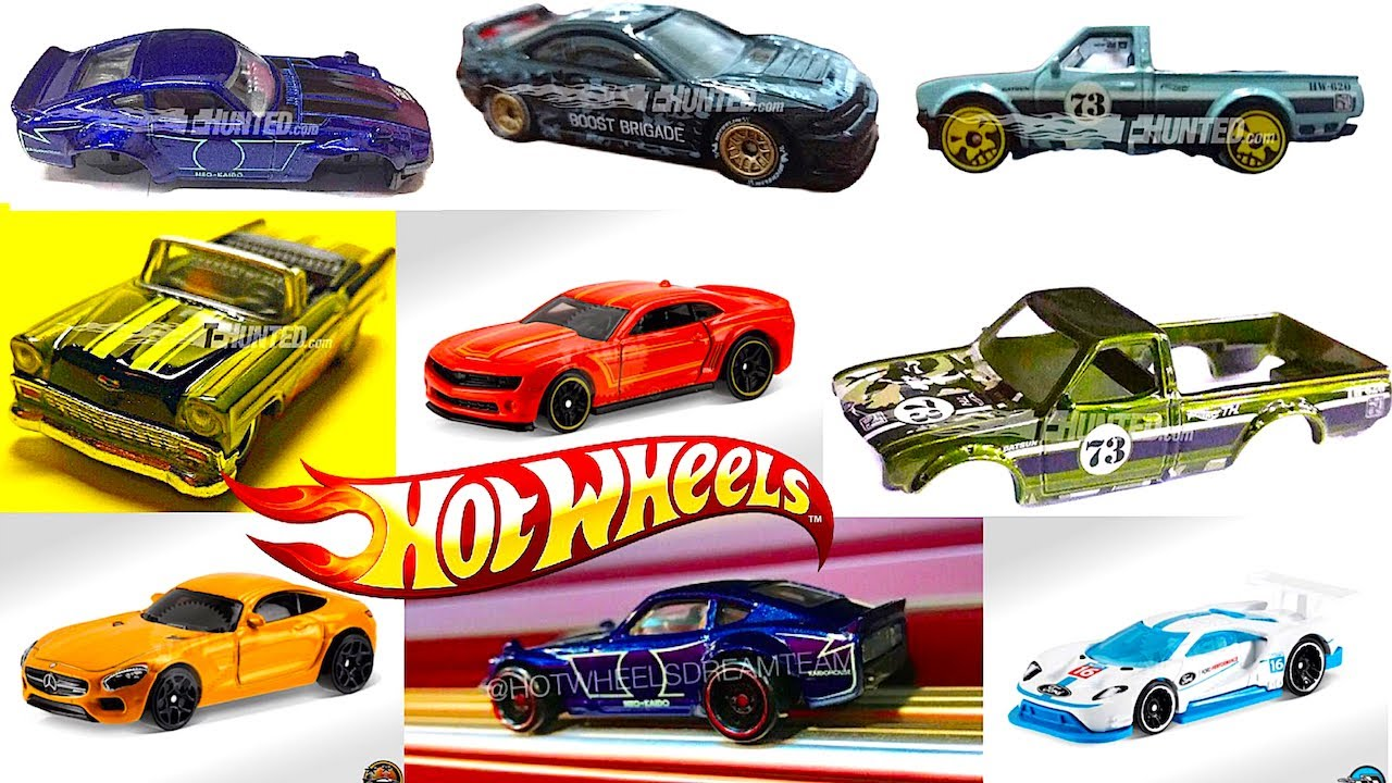 First 2018 Hot Wheels Models And More Hot Wheels News