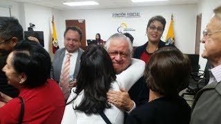 Jueza declara inocente a Ángel Polibio Córdova de Cedatos