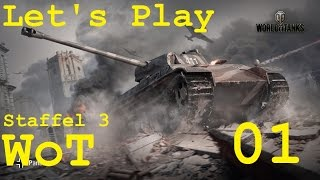 World of Tanks #01 [Deutsch][HD] Lang lang ist