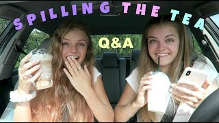 Q & A 2019 ~ Spilling the Tea ~ Jacy and Kacy