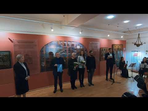 Творческая группа спектакля «Река Потудань» получила премию Администрации Псковской области