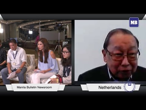 FULL INTERVIEW: MB Hot Seat with Joma Sison