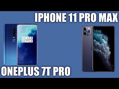 Oneplus 7T Pro Vs Iphone 11 Pro Max. Надо ли сравнивать? 🤔🦾