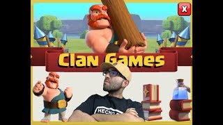🔴 Clash of Clans 2017 Winter Update// Clan Games // MAX Town Hall 11 - Live Stream