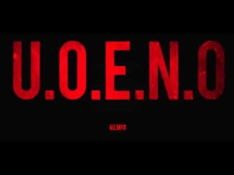 U.O.E.N.O Remix - Rocko ft. Black Hippy, Usher, 2 Chainz, Wiz Khalifa, A$AP Rocky, & Future (Clean)