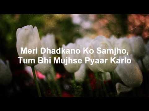 Dil Ne Yeh Kaha Hai Dil Se LyricsDhadkan