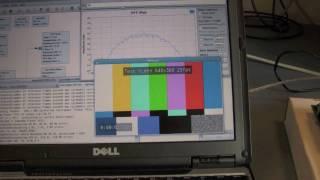 DVB with GNU Radio and Gstreamer - Test stream