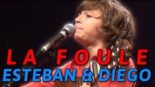 [ESTEBAN & DIEGO] La Foule -Edith Piaf-