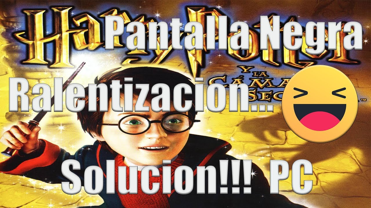 Descarga + Solucion de Problemas en Harry Potter y la Camara Secreta PC  (Windows 8 y Windows 10)