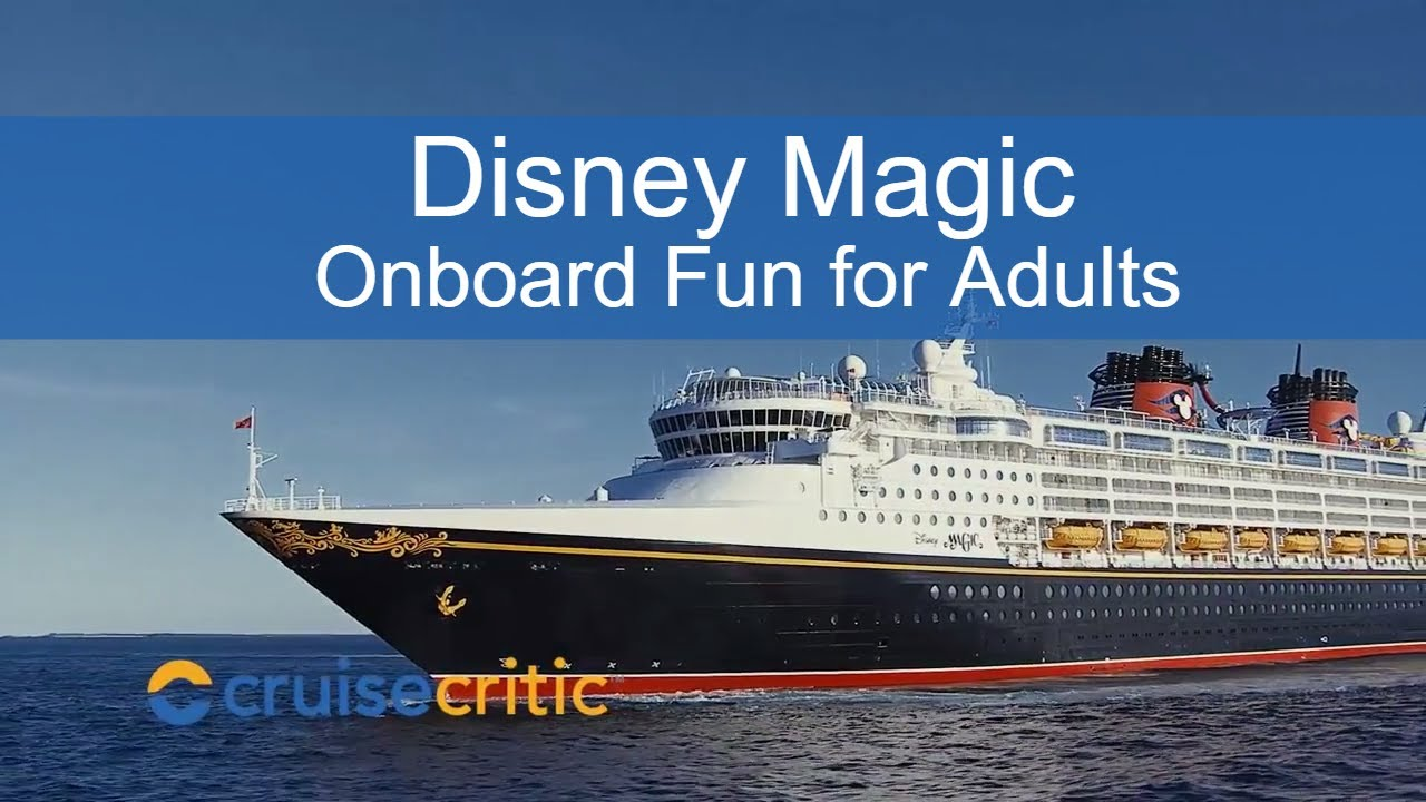 Best Spots For Adults On A Disney Cruise Ship Video Tour YouTube - Best disney cruise