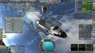 Kerbal Space Program/RO - ISS Assembly Redux 01 - Zarya and STS-88
