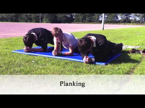 Our GCSE PE Circuit Training Video
