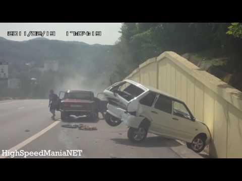 Russian Car Crash - Acidentes de Carro na Rússia (2)