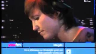 Magda - live - Hr3 Clubnight [19.08.2006]