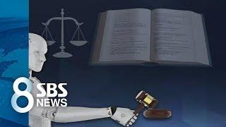 변호사 독점 시장 깬다…'리걸테크' 활성화 위한 법안 발의 / SBS