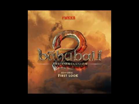 Baahubali 2 trailer BGM