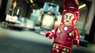 LEGO® Marvel Super Heroes Commercial