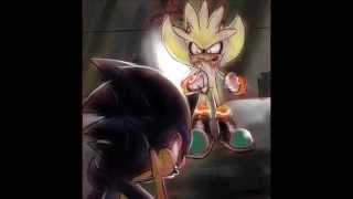 Dark Sonic, Dark Shadow, Dark Silver (W/ Blaze) - Madness in Me