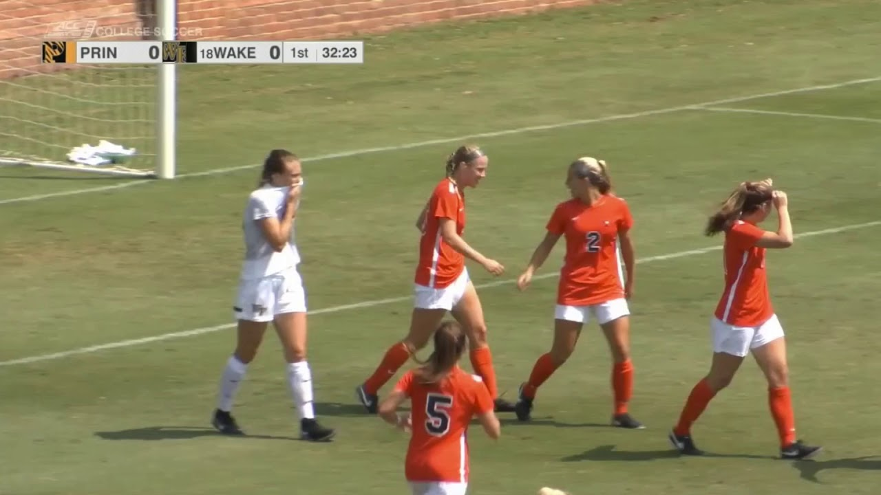 West Virginia's women's soccer team dominates Radford, to ... |Wake Forest Womens Soccer Camp