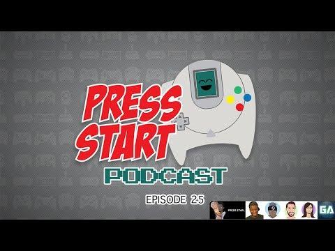 Press Start Podcast EP.25 | E3 Recap | Xbox One X | Cross-Play | Phil Spencer On 60FPS