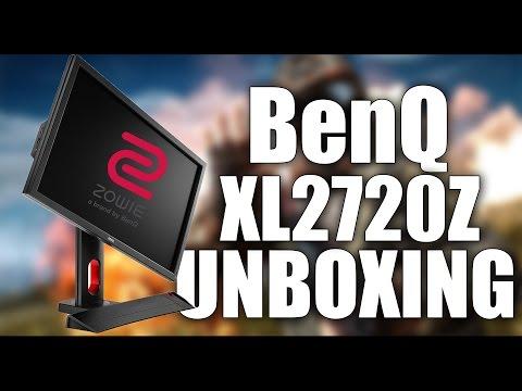 BenQ XL2720Z videos - GYJzRb5d6ag (Meet Gadget)