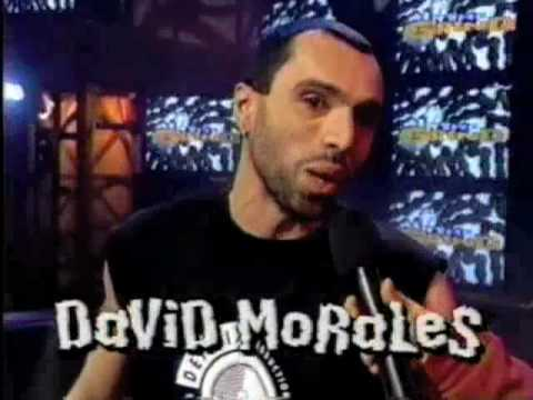 "MTV's ""The Grind"" feat. DJ David Morales (Rare Footage) Part 1"