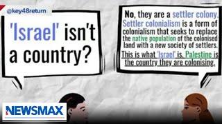Dershowitz tells Newsmax TV 'Israel has a strong case'
