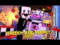 Minecraft Fnaf: Sister Location - Funtime Freddy And Puppet Master Kiss? (Minecraft Roleplay)