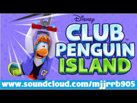 Club Penguin Music OST: Club Penguin Island Party 2017 - Epic Island (Town)