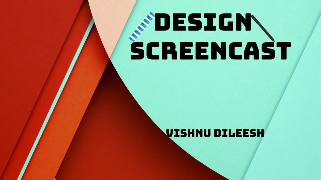 Visiting card design : figma design tool : design screencast ...