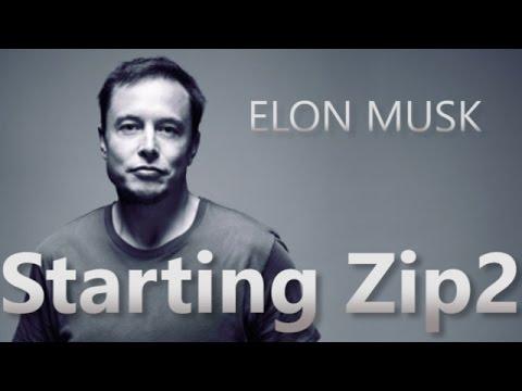 Elon Musk: Starting Zip2 - YouTube