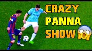 Amazing Panna / Nutmeg Show ● 2015 ● Ronaldo / Hazard / Messi... ● HD