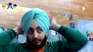 Wattan Wali Patiala Shahi Pagg with Simple