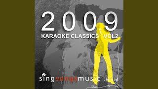 Right Round (Karaoke in the style of Flo Rida feat. Ke$ha)