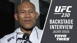 UFC 230: Jacare Souza -