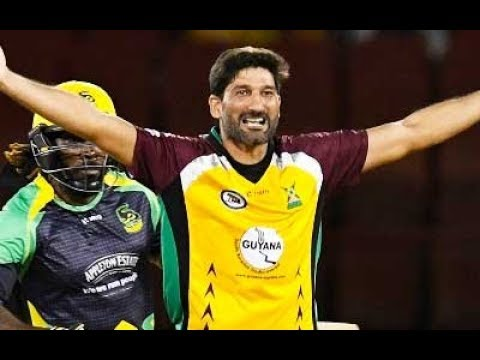 Sohail Tanvir World Record 5 Wickets For 3 Runs in CPL T20 2017