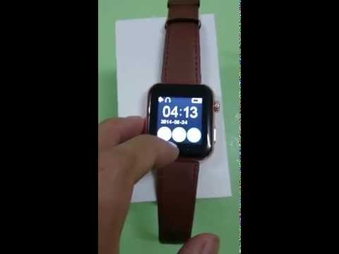 AW08 Smart Watch Unboxing & Test part 6/7