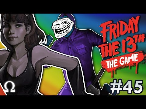 THEY TRIED TO TROLL THE WRONG GUY! | Friday the 13th The Game #45