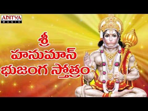 Sri Hanuman Bhujanga Stotram - Sri Jai Hanuman