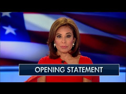 Judge Pirro on Being Shouted Down on 'The View': A 'Microcosm' of the Hatred for President Trump