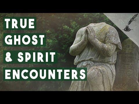 5 Eerie Allegedly True Ghost & Spirit Encounters   Real Paranormal Stories Series