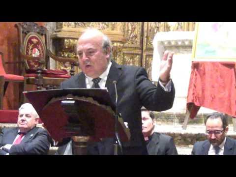 CANAL SEVILLA RADIO - DISTRITO TRIANA - LOS REMEDIOS - PREGON POR D. JUAN ANTONIO MARTOS NUÑEZ 1