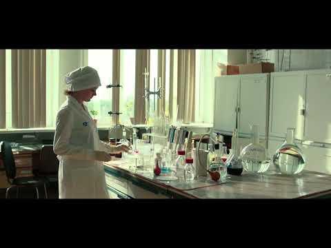 Анастасия Терехович: Лабораторный химический анализ