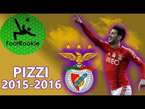Pizzi • 2015-2016 • Benfica