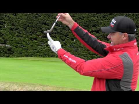 Paul Lawrie give Boogie a Golf Lesson!