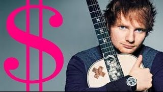 Ed Sheeran ★ Net Worth 2017 ★ Houses ★ Cars