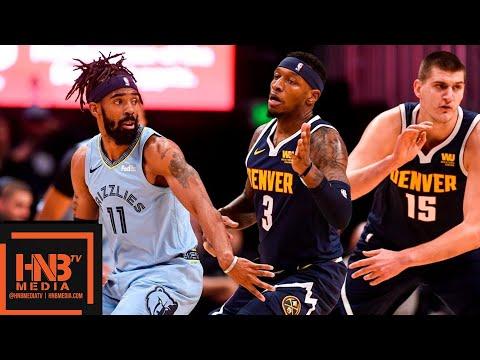 Memphis Grizzlies vs Denver Nuggets Full Game Highlights | 12.10.2018, NBA Season