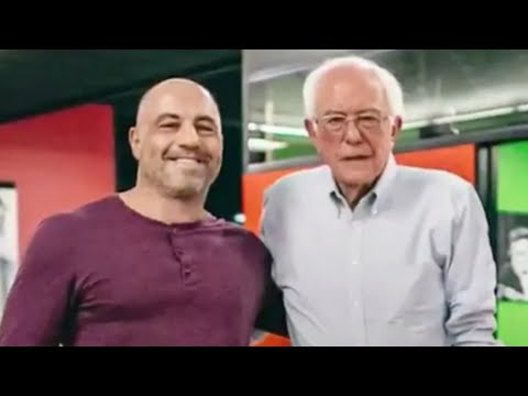 Joe Rogan CANCELED For Supporting Bernie?!